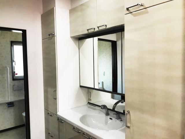 新築注文住宅の洗面所は収納にこだわると快適空間に!