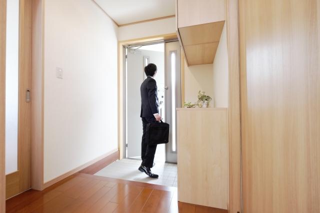 マンションの玄関をおしゃれに演出!人とは違う特別な空間に