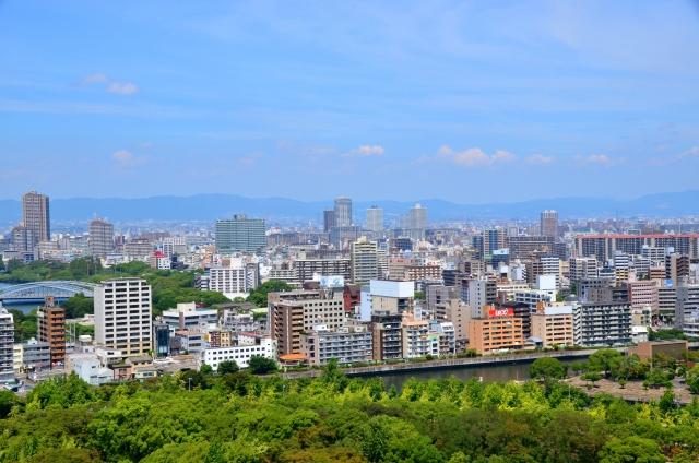 マンションを賃貸するとき気になる!大阪のエリア情報
