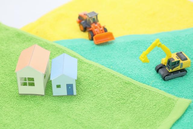 地目が田の土地の地盤は軟弱?田の宅地造成費用や注意点とは