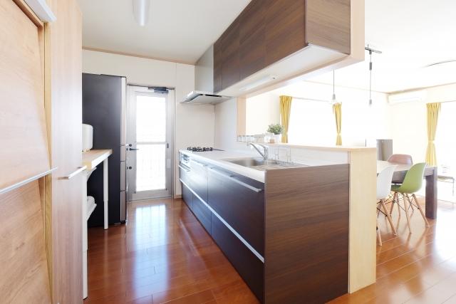 マンションのキッチンを使いやすくするにはレイアウトが重要