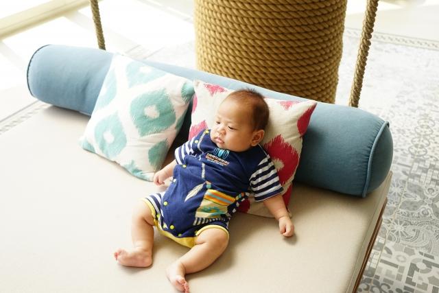 1LDKで赤ちゃんが寝る場所はどこ?快適な空間作りの工夫!