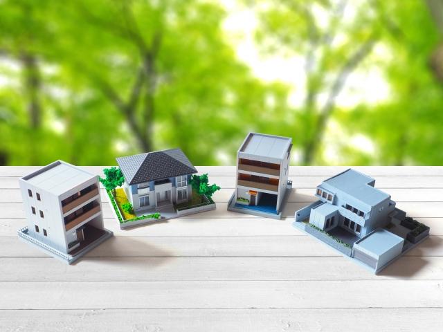マンションと一軒家はどっちが得?メリットデメリットは?