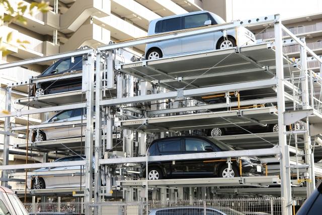 マンションの駐車場にも種類が!機械式を選ぶときのポイント