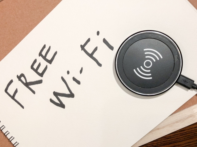 マンションにWiFiが完備!?無料でインターネットを楽しもう