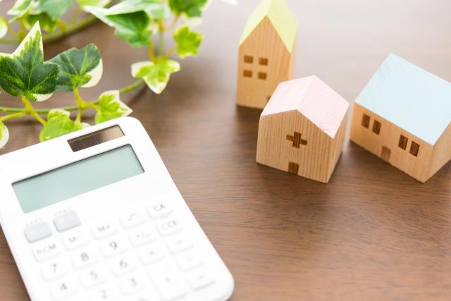 1DKのアパートで一人暮らし!家賃は収入の1/3が目安?