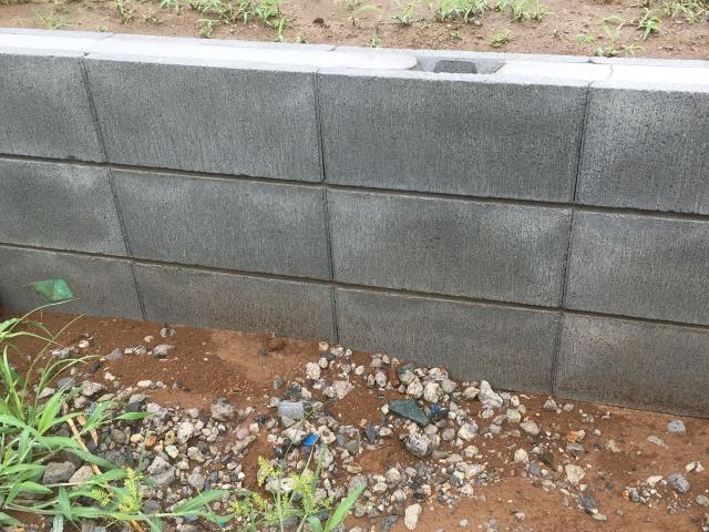 あなたの家の境界ブロック塀は大丈夫?避けたい外構トラブル