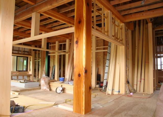 木造住宅は優れた建物構造!柱・梁・壁に注目して工法を紹介
