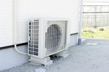 エアコンの室外機が動かないのは故障が原因?