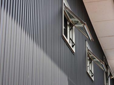 準防火地域の外壁に使われている?ガルバリウム鋼板とは?