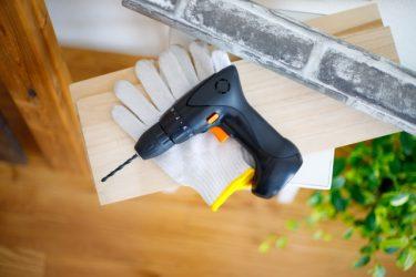 納戸を有効に使おう!DIYで棚作りに挑戦!