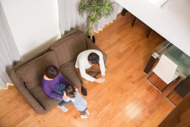 2DKの部屋別家具配置ポイント!家族3人が仲良く暮らすために