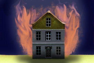 鉄骨造は耐火被覆で耐火建築物に!防火地域の仕様規定に注意