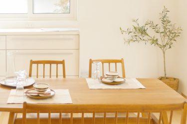 2DKのレイアウト!キッチンにダイニングテーブルを置きたい