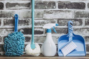 アパートの掃除はどこまでが正解?キレイになる掃除の仕方