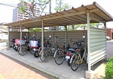 アパートでの疑問を解決!バイクは駐輪場に置いてもいいの?